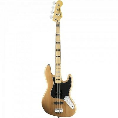 SQUIER by Fender Vintage Modified Jazz Bass 70s natural - Basso elettrico