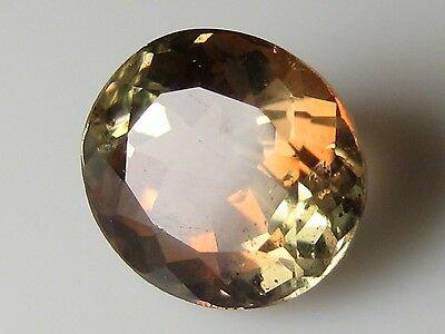 MCV-Rare Andalusite from Brazil. Strong pleochroic gemstone. 1.80 cts.