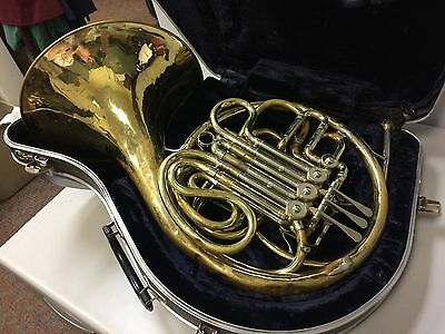 Conn USA 6D Double French Horn