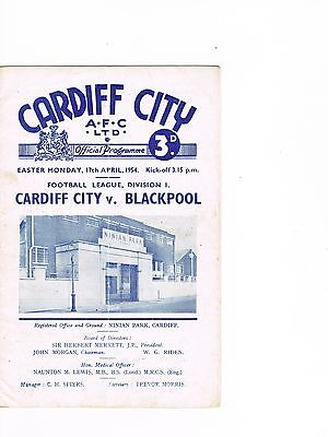 Cardiff City v West Bromwich Albion 53/4