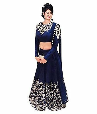 Lehnga choli skirt Traditional Wedding wear Design Indian Latest Bollywood dress