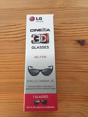 LG Cinema 3D Glasses AG-F310, Passive 3D Glasses, LG TV Glasses, LG 3D Glasses