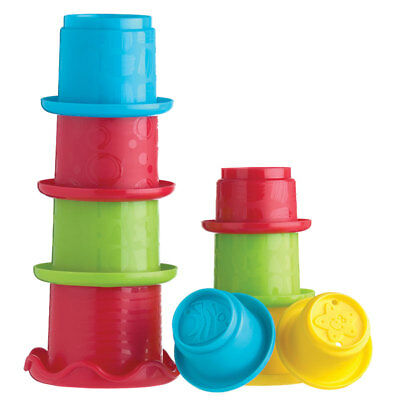 Playgro Stacking Fun Cups Neutral