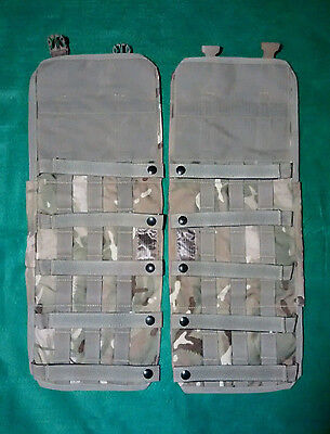 Osprey MK IV MTP Cummerbund Left and Right Pair Body Armour Cover Molle Airsoft
