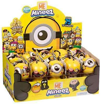 DESPICABLE ME 3 Mineez Minions Blind Ball Lots & Singles Buy 1 Get 1 50% Off