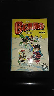The Beano Book 1988,Vintage Annual