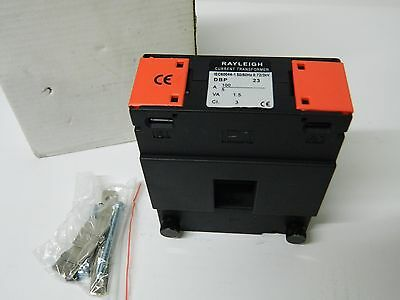 Rayleigh DBP-23 Moulded Case Current Transformer 1X 100/5 Split Core