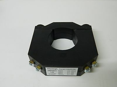 Rayleigh DBP-58/3 Moulded Case Current Transformer 1X 200-1000/5 Split Core