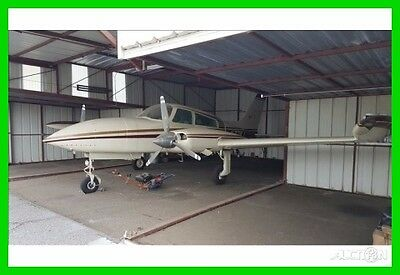 1976 Cessna T-310 RII Used Airplane, LTTF, All Logs Available, Single Engine