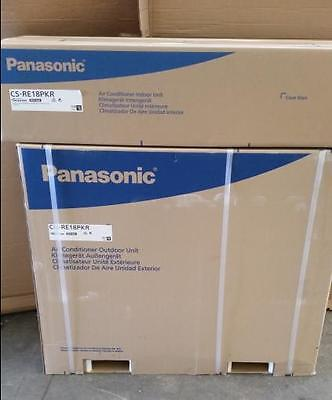 Panasonic 5.0kw Reverse Cycle Inverter Split System - BRAND NEW - Model: RE18PKR