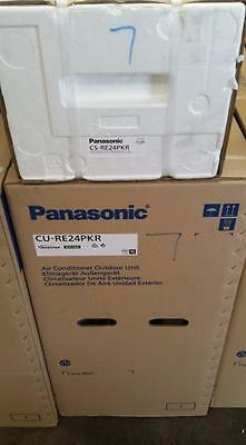 Panasonic 7kw Reverse Cycle Inverter Split System - BRAND NEW - Model: RE24PKR