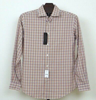 The Mens Store Bloomingdales  Shirt Size L  100% Cotton  Non Iron