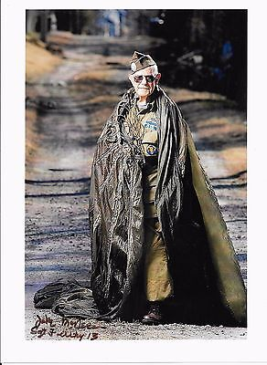Jake Mcniece 101St Airborne 506 Pir,the Filthy 13  Rare  Signed Photo