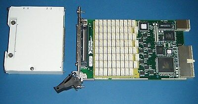 NI PXI-2576 with TB-2676, High-Density Mux Switch Module, National Instruments