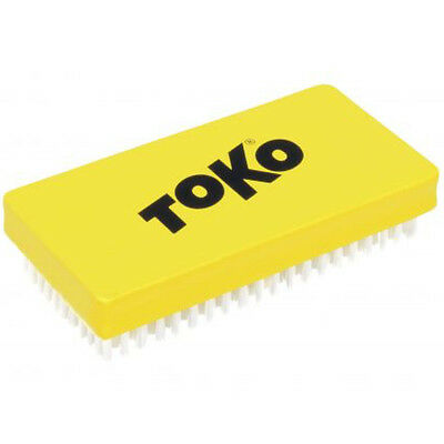 Toko Ski Snowboard Nylon Waxing Base Brush