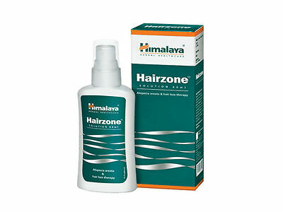 Himalaya Herbal Hairzone Solution Prevents Hair Fall, Promotes Hair Growth 60ml