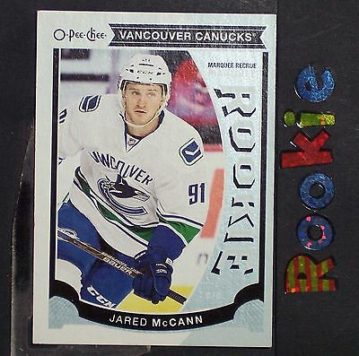 JARED McCANN  RC  2015/16  O-Pee-Chee  Marquee Rookie #U32  Florida Panthers