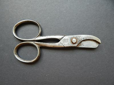 Antique Maleham & Yeomans Sheffield Scissor Cutters.