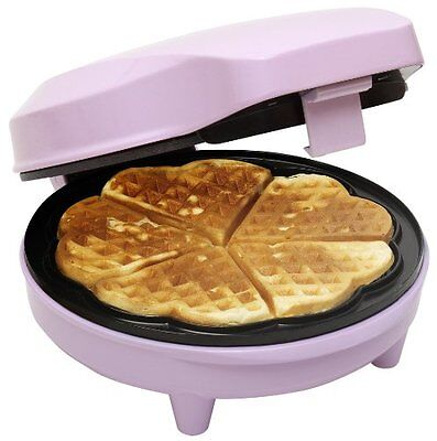 BESTRON ASW217 PIASTRA PER WAFFLE Nuovo Cucina 4056256684606 Pink