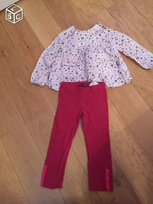 Ensemble Fille Sergent Major Fille  Taille 3 Ans