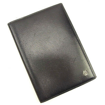 Auth Cartier notebook cover Pasha ladies men''s Yes used J19065
