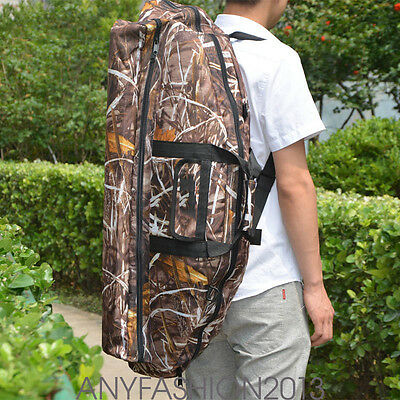 Archery Arrow Bow Backpack Bag Case Pouch Holder Recurve Longbow Compound Bow AN
