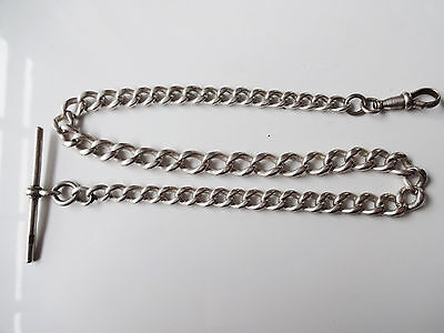 Vintage Sterling Silver 1912 Graduating Watch Chain