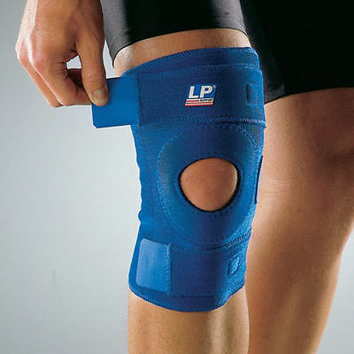Lp 758 Open Patella Knee Support - Ligament Tendon Brace Wrap Around - One Size