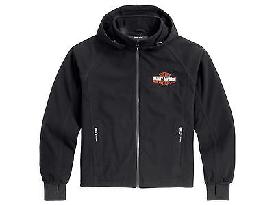 98235-13Vm Harley-Davidson Men's Roadway Waterproof Fleecy Jacket  **new**