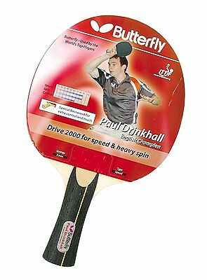 Butterfly Table Tennis Bat Drive 2000 Paul Drinkhall