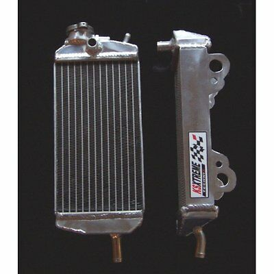 Radiator KSX Kühler Husqvarna HYPERFLOW HUSQVARNA WR CR 125 250 300 links