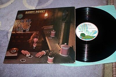 Sandy Denny - North Star Grassman & The Ravens UK Folk LP 1971 Original