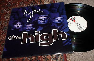 THE HIGH - HYPE - UK INDIE LP 1992 'Withdrawn' RARE