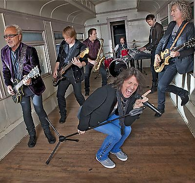 Foreigner Concert - 2 Front Row Tickets! - with Cheap Trick at Chastain Park-ATL