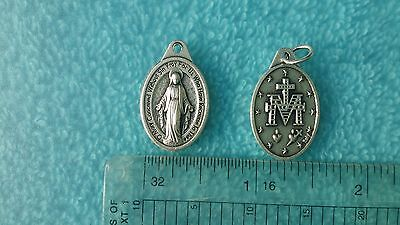 10 BULK Virgin Mary Our Lady of the Miraculous Medal Religious Catholic