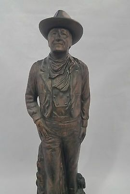 John Wayne Limited Edition Whiskey Decanter The Duke Collectible