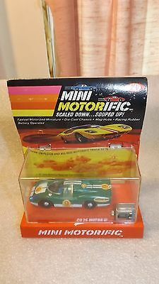 Vintage 1968 Ideal Motorific Porsche 907 Mint In Original Package NOS (P)