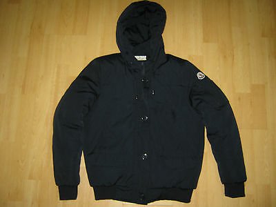 Immaculate MONCLER Bomber Jacket Coat. Women's Size 6/8. Kids Size 14 Girls