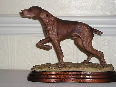 """Border Fine Arts:  """"GERMAN SHORT HAIRED POINTER""""  Style One  053"""