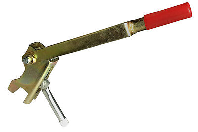 Tensioning spanner for formwork spring clamps