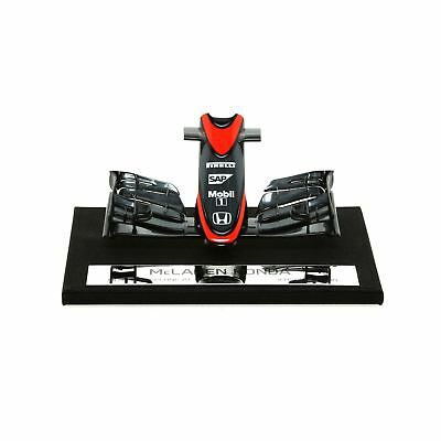 McLaren Official Honda Jenson Button MP4-30 Nosecone Bolid Racing Car Fans Gift