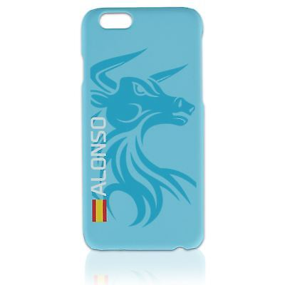 McLaren Honda Fernando Alonso Official iPhone 6 Functional Stylish Protect Cover