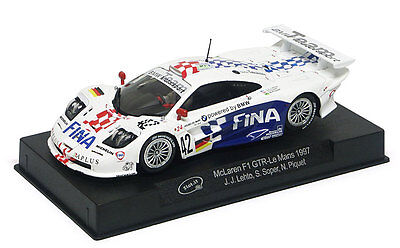 Slot.it CA10F BMW McLaren F1 GTR 1997 - suit Scalextric & Carrera slot car track