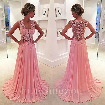 Formal Mother Of the Bride Dresses Gowns Lace Custom Made New Light Orange 2017