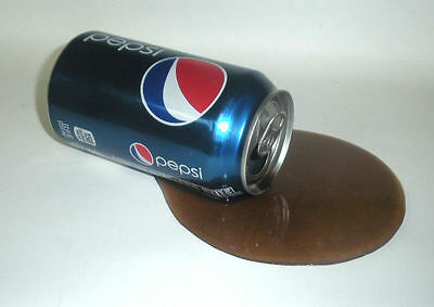 Fake Food Spilled  Can Of Pepsi Gag Gift Ships Free