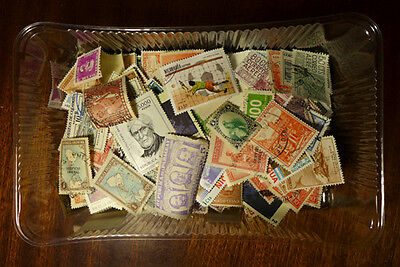 Latin America big collection of 400 stamps