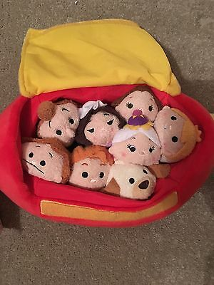 Disney Beauty And The Beast Tsums
