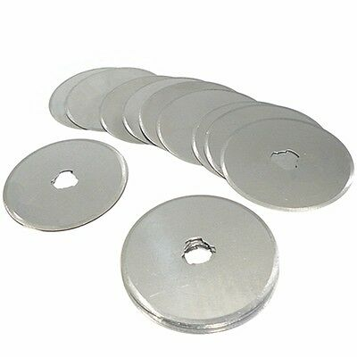45mm Rotary Cutter Blades Fabric Craft Paper Etc Cheapest On eBay! X 6