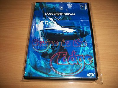 TANGERINE DREAM - EDGAR FROESE - CRUISE TO THE EDGE  (2 DVD SET) Collector´s edi