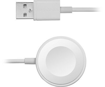 Insignia- Apple MFI Certified 4' Magnetic Charging Cable for Apple Watch